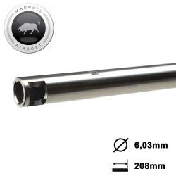 Canon précision Mad Bull  6,03x229 tight bore acier EVO 3