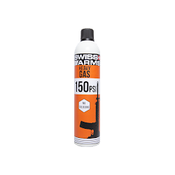 Bouteille de gaz Swiss arms M4 Heavy (150 PSI) sec 760ml