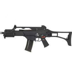 WE G36C (G39C) GBBR open bolt