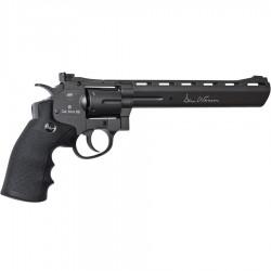 Revolver, GNB.MB.L, CO2, Dan Wesson 8 inches Gre