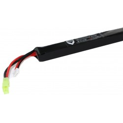 1500mah 11.1V stick type size:16*19*180mm with small tamiya