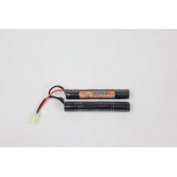 Batterie NIMH 9.6V 2200 2 sticks