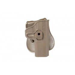 Glock type Holster (left) - tan