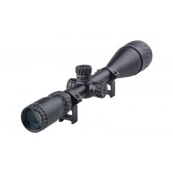 6-24x50 AOE Lunette Black Eagle
