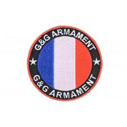 G&G National Flag Patch - France