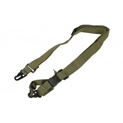 Three point sling - olive