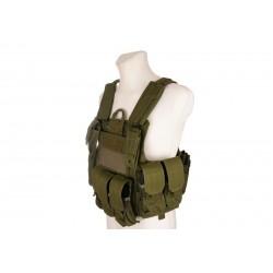 CIRAS Maritime type vest - olive