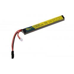 ELECTRO RIVER LiPo 7,4V 1300mAh 25/50C