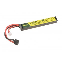 LiPo 7.4V 1200 mAh 25/50C T-connect (DEANS) Battery