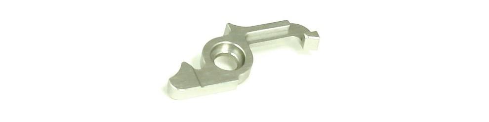 Cut off lever