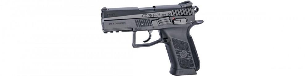 ASG parts CZ75 P-07 Duty 16718