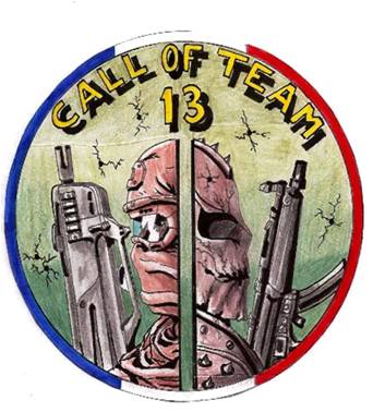 Association Airsoft Call of Team 13