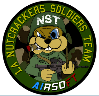 Association Airsoft Nutcrakers Soliders