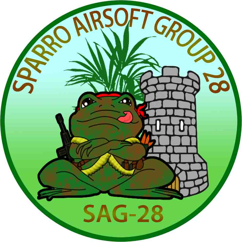 SPARRO AIRSOFT GROUP 28 (SAG-28)